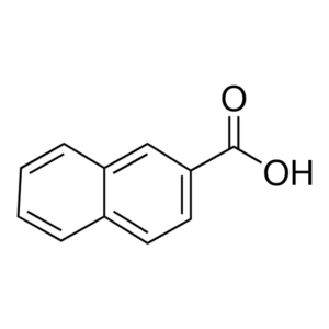 2-Naphthoic Acid C10H7CO2H