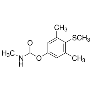 Methiocarb C11H15NO2S